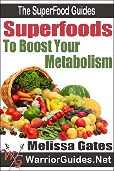 Superfoods Boost Your Metabolism Superfood ebook product image