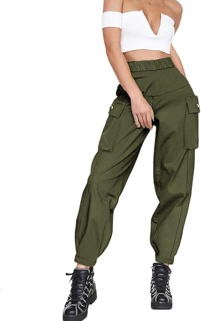 womens cargo shorts long