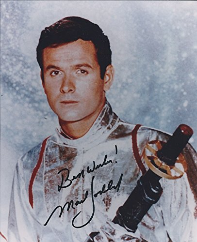 Mark Goddard Lost In Space - Autographed 8x10 Photo CHA