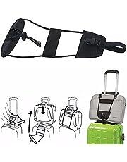 Niome Travel Luggage Bag Bungee Suitcase Adjustable Belt Backpack Carrier Strap