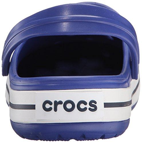 Erwachsene Crocband Unisex Blau Crocs Clogs für qf44wU