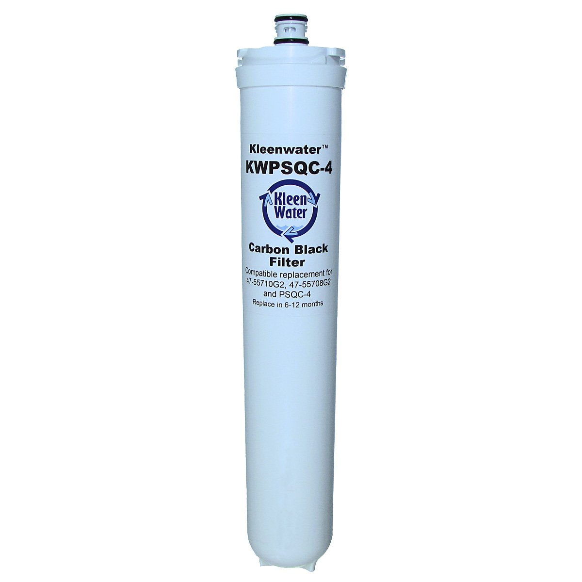 47-55711CM and 47-55707CM KleenWater Compatible Water Filters for Whirlpool 4373574 and 3M Water Factory FM-3 DWS 350 Cartridge Set 47-55711G2 47-55707G2