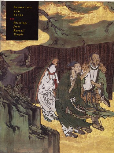 Immortals and Sages: Paintings from Ryoanji Temple (The Metropolitan Museum of Art Bulletin, Summer 1993, Volume LI, No. 1) (Ryoanji Temple Kyoto Japan)