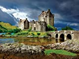 Best Buffalo Games Games For Adults - Buffalo Games Majestic Castles Eilean Donan, 750-Piece Jigsaw Review