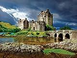 Buffalo Games Majestic Castles - Eilean Donan - 750 Piece Jigsaw Puzzle