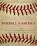 Baseball as America, National Baseball Hall Of Fame, National Geographic, 0792264649