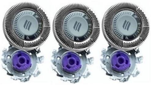 buy4less Outlet nueva cabeza de repuesto para afeitadora Philips Norelco HQ8 Spectra Sensotec precisión: Amazon.es ...