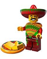 LEGO The Lego Movie Collectible Series Minifigure - Taco Tuesday Guy (71004)