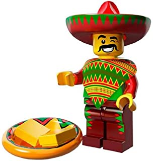 Amazon.com: LEGO Series 16 Collectible Minifigures - Mexican ...