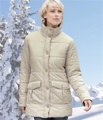 Atlas for Men Parka Doudoune Irisée: : Vêtements
