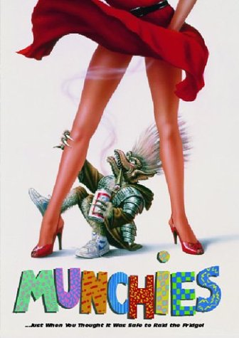 Munchies (1987) 51G1K1BX29L