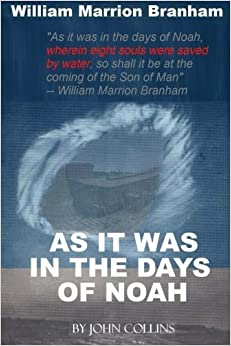Book As It Was In The Days Of Noah by John Collins (2013-04-06)