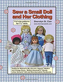 Making Dolls and Dolls clothes