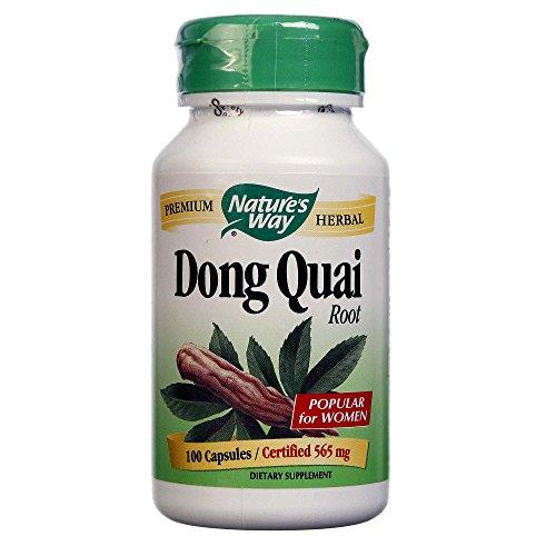 Dong Quai Root 100 Caps - 7