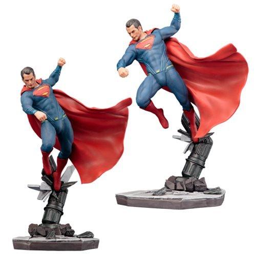 Kotobukiya Batman vs. Superman: Dawn of Justice: Superman ArtFX+ Statue