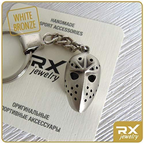 Hockey Player Keyring Key Ring Sport Lovers Gift Souvenir