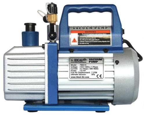 Ideal Air Ideal-Air HVAC 7 CFM Vacuum Pump 1/2 HP (2/Cs) by Ideal-Air