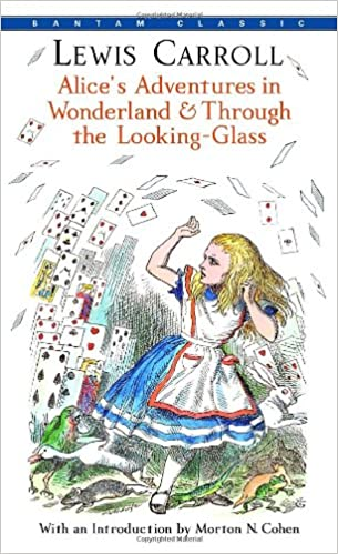 Image result for alice in wonderland book amazon