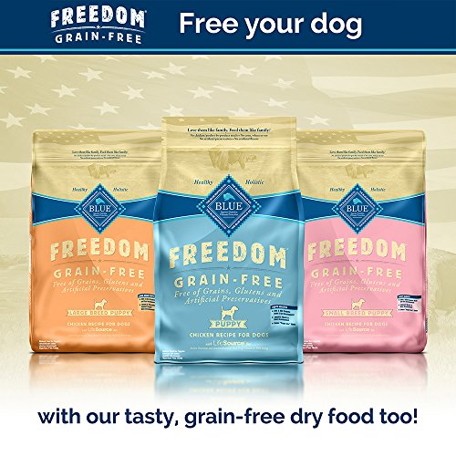 Blue Freedom Grain Free Dog Food Rating