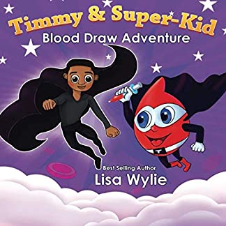 Timmy and SuperKid Blood Draw Adventure