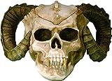 Nose Desserts Human Skull Voodoo Skeleton Evil Demon Devil Ram Horn Vampire Ashtray Stash USA