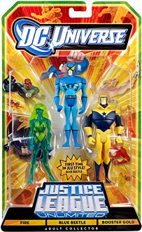 DC-Universe-Justice-League-Unlimited-Exclusive-Action-Figure-3-Pack-Blue-Beetle-Fire-Booster-Gold