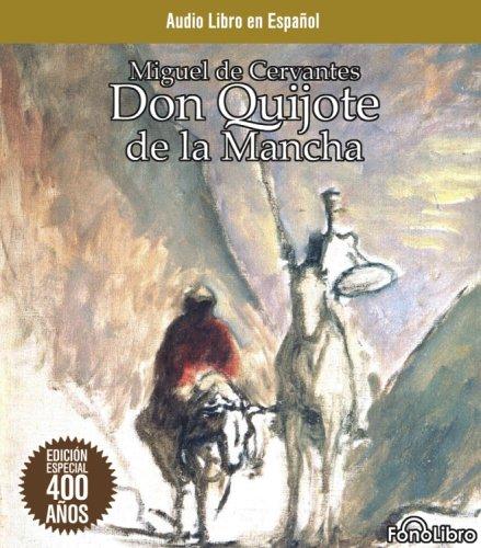 Don Quijote de la Mancha (Audio CD) (Spanish Edition)