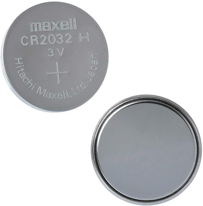 Maxell Knopfzellen Mainboardbatterie Lithium Cr2032 Elektronik