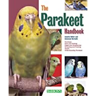 The Parakeet Handbook (Barron's Pet Handbooks)