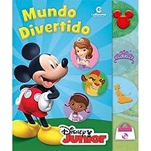 Livro Cartonado Recortado Disney Junior