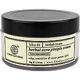 Khadi Herbal Acne Pimple Cream, 50g