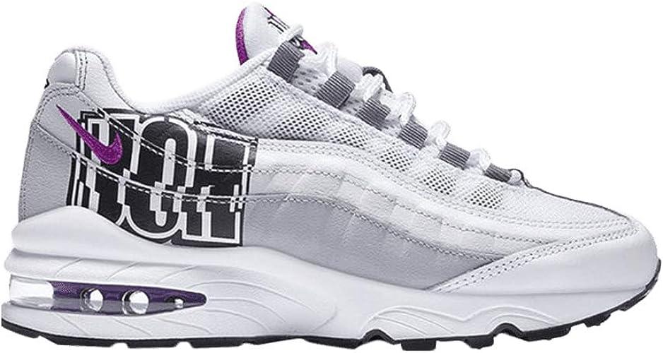 | Nike Air Max 95 (gs) Big Kids Bv4368 100 Size 6
