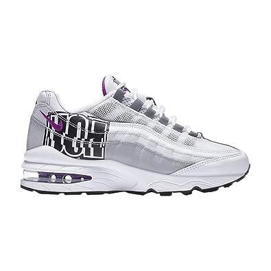 pretty nice 6702f e32f6 Amazon.com   Nike Air Max 95 (gs) Big Kids Bv4368-100   Running