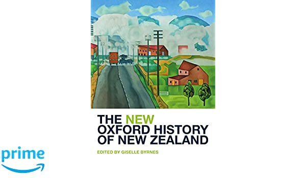 Amazon.com: The New Oxford History of New Zealand ...