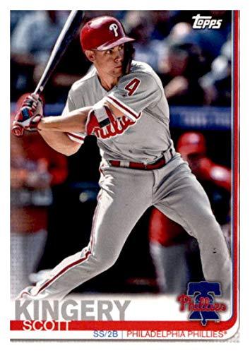 (2019 Topps Team Edition Philadelphia Phillies #PP-7 Scott Kingery Philadelphia Phillies Baseball Card)