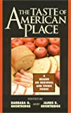 img - for The Taste of American Place book / textbook / text book