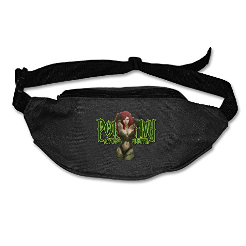 101Dog Outdoor Bumbag Poison Ivy Mini Dumpling Waist - Poison Ivy Messenger Bag