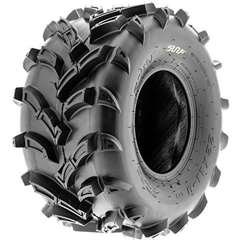 SunF ATV UTV Mud & All Terrain Tires 22x11-9 22x11x9 6 PR A024 (Set pair of 2) by SunF (Image #9)