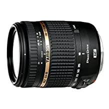 Tamron AF 18-270mm f/3.5-6.3 PZD All-In-One Zoom Lens with Built in Motor for Sony DSLR Cameras (Model 104B008S )