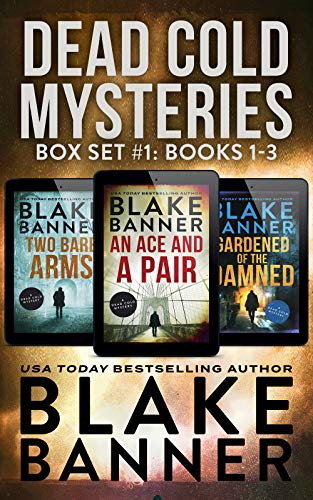 Dead Cold Mysteries Box Set #1: Books 1-3 (A Dead Cold Box Set)