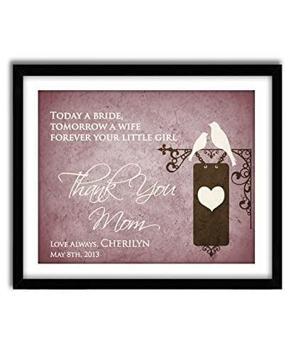 Unique Mother Of The Bride Gifts: Amazon.com: Mother Of The Bride Gift Personalized Gift