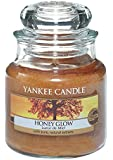 Honey Glow Candela in giara piccola