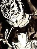Rey Mysterio 18x24 Print Poster