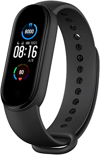 Xiaomi Mi Band 5 - Smart Fitness Bracelet Black
