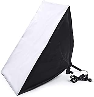 Wenquan,5070 Boîte à lumière Lampe Unique(Color:Noir + Blanc,Size:US Plug) 5070 Boîte à lumière Lampe Unique(Color:Noir + Blanc