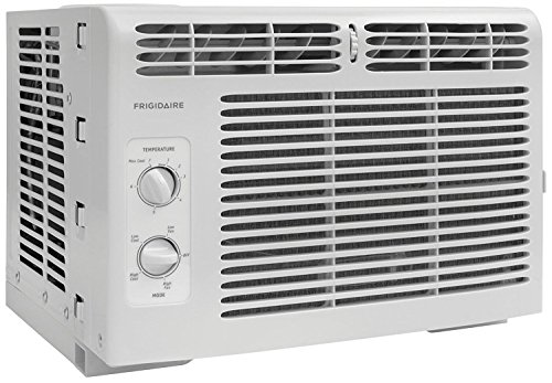 Frigidaire FFRA0511R1 5, 000 BTU 115V Window-Mounted Mini-Compact Air Conditioner with Mechanical Controls 51G1RvJEjPL  Store 51G1RvJEjPL