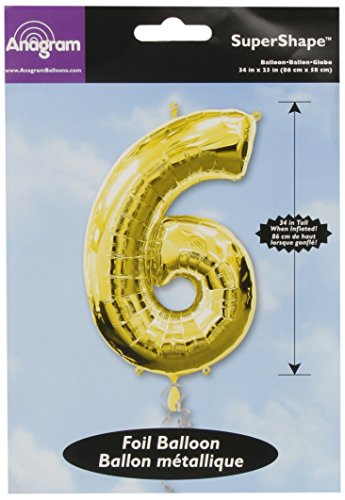 Megaloon Number 6 - Gold