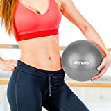 Mini Exercise Ball, Barre Ball, 9 Inch Small Bender