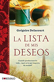 La lista de mis deseos par Delacourt