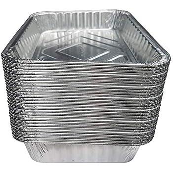 Amazon Com Hyphoen 10 Pack Disposable Aluminum Foil